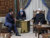 شيخ الأزهر: نخطط لإنشاء مركز الإمام البخارى للعمل على إحياء تراث المسلمين