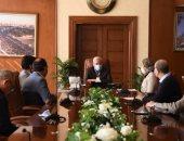 """محافظ بورسعيد يستعرض مقترح إنشاء جامعة ومدرسة بالتعاون مع """"إينى الإيطالية"""""""