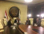 نادى القضاة يوقع مذكرة تفاهم مع معهد البحوث والدراسات العربية لإجراء البحوث والدراسات العلمية
