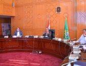محافظ الإسماعيلية يناقش مقترح إقامة أول مركز إقليمى للإغاثة والطوارئ