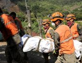 """صور.. استمرار عمليات البحث عن ضحايا إعصار """"إيتا"""" فى جواتيمالا"""