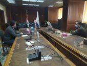 وزير الرى يكلف المهندس محمد غانم بالعمل متحدثا باسم الوزارة