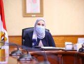 """وزيرة التضامن: القيادة السياسية لها رؤية للقضاء على الفقر """"فيديو"""""""