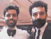 أول صور وفيديو من حفل زفاف شقيق محمد صلاح