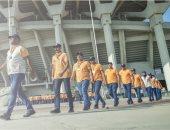أجهزة الأمن تضع سيناريوهات تأمين مباراة نهائى كأس مصر
