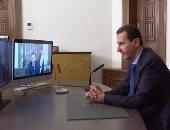 """بوتين يلمح خلال قمة افتراضية مع الأسد إلى عودة جماعية لـ""""اللاجئين السوريين"""""""