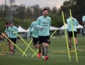 إصابة في الكاحل تُهدد مشاركة ميسي مع الأرجنتين بتصفيات كأس العالم