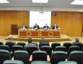 رئيس جامعة كفر الشيخ : متابعة الدراسة بنظام التعليم الهجين