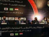 شوقى غريب: مصر قادرة على استضافة أى أحداث ويكفينا دعم الرئيس السيسى