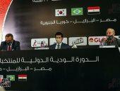 رئيس بعثة المنتخب البرازيلى: أتمنى أن يستمتع المصريون بمنتخب السامبا