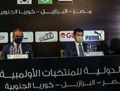 مدرب كوريا: أشكر حكومة مصر على استضافة الدورة الودية للمنتخبات الأوليمبية