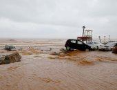 للمرة الثالثة فى أقل من شهر.. الفيضانات تجتاح جزيرة كريت اليونانية.. ألبوم صور