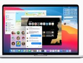 أبل تحدث نظام التشغيل macOS بتصميم جديد.. يصل 12 نوفمبر