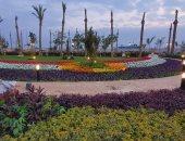 محافظ بورسعيد : افتتاح الحديقة الدولية بحى الضواحى قريبًا.. صور