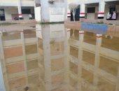 استجابة لسيبها علينا.. الجيزة توجه بشفط مياه الأمطار المحاصرة لمدرسة بأبو النمرس