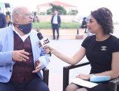 صلاح عبد الله: مصر كلها علمتنى السواقة وفشلت.. وأنا زملكاوى أبا عن جد