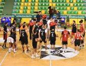مسحة كورونا للاعبى منتخب السلة قبل تصفيات أفريقيا بـ48 ساعة