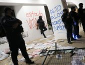 رئيس المكسيك يعزل وزير الداخلية ويطالب بمحاسبة المسئولين عن قمع مظاهرة نسائية