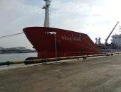 تفريغ 59601 طن رخام وتداول 32 سفينة بموانئ بورسعيد