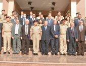 هيئة البحوث العسكرية تنظم ندوة استراتيجية عن تهديدات التدخل الدولى والإقليمى فى الأزمة الليبية