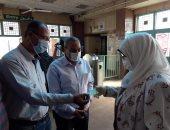 مترو الأنفاق يقدم تذاكر نقدية مجانا بمحطات الدمرداش وكوبرى القبة