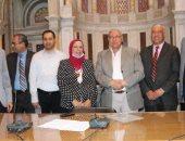 مركز بحوث الصحراء يكرم الباحثين الفائزين بجوائز النشر العلمى الدولى