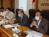 محافظ كفر الشيخ يخصص أراضى لإقامة مشروعات قومية