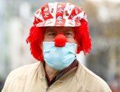 عيد الحمقى.. ألمانيا تفرض الحظر على مهرجان كولونيا بسبب كورونا.. ألبوم صور
