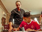بدر بانون يخطر الأهلى بوصوله إلى القاهرة غداً بعد التوقيع 4 مواسم