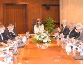 وزيرة الهجرة تلتقى ممثلى الوزارات لوضع محاور مؤتمر مصر تستطيع بالصناعة