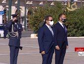 انطلاق أعمال القمة المصرية اليونانية فى العاصمة أثينا.. بعد قليل