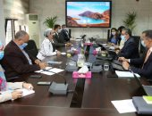 وزيرا السياحة والآثار والبيئة يتفقان على إعداد حملات مشتركة للترويج للسياحة البيئية
