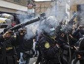 اعتقال 27 شخصا فى بيرو وتنديد بقمع الشرطة فى احتجاجات ضد الرئيس الجديد.. فيديو