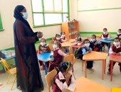 """""""صحة أسوان"""" تحذر أطفال المدارس من خطورة فيروس كورونا.. صور"""