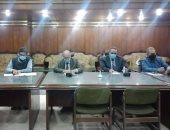 اجتماع مشروع تعزيز التكيف مع تغير المناخ فى منطقتى الساحل الشمالى ودلتا النيل