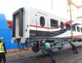 وزير النقل يعلن وصول 17 عربة سكة حديد جديدة إلى ميناء الإسكندرية