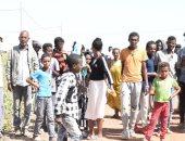 السودان: 11 ألف لاجئ اثيوبى فى ولاية القضارف فروا من الحرب بتيجراى