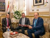 توقيع بروتوكول تعاون بين معلومات مجلس الوزراء ومجلس القضاء الأعلى