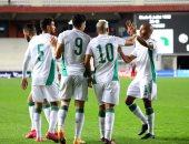 الجزائر تواصل انتصاراتها بتصفيات أمم أفريقيا بثلاثية ضد زيمبابوى.. فيديو