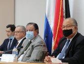 سفير روسيا من الأعلى للثقافة: علاقتنا مع مصر شهدت طفرة فى عهد السيسى