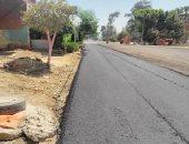 محافظ الشرقية يتابع إستكمال رصف طريق بلبيس / ميت جابر / منيا القمح