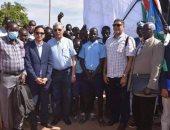 وفد من جامعة الإسكندرية يزور جنوب السودان لتقييم فرع الجامعة فى مدينة تونج