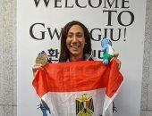 حطب: ننافس على ميداليات من يوم 29 يوليو وفريدة عثمان حققت أعلى رقم في مصر