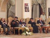 اعرف ماذا قال البابا تواضروس حول حرق الإخوان للكنائس بمصر.. صور وفيديو