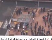 خروج عدد من الرهائن المحتجزين فى أحد مبانى مونتريال.. فيديو