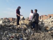 نائب محافظ القليوبية تقود حملة لرفع تراكمات القمامة ببنها وقليوب وشبرا الخيمة