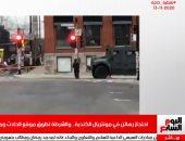 تغطية خاصة من تليفزيون اليوم السابع لحادث احتجاز رهائن فى مونتريال الكندية