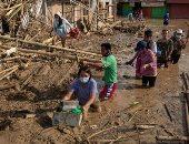 بعد الطوفان.. أثار مدمرة لإعصار فامكو فى الفلبين.. ألبوم صور