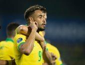 التعادل الإيجابى يحسم الشوط الأول لمباراة البرازيل وكوريا الجنوبية.. فيديو