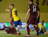 فيرمينو يقود البرازيل لتخطى فنزويلا بصعوبة فى تصفيات كأس العالم.. فيديو
